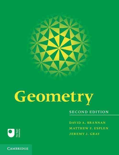 Geometry By Brannan, david A./ Esplen, Matthew F./ Gray, Jeremy J.
